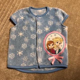ディズニー(Disney)のアナと雪の女王 もこもこ フリース スリーパー(パジャマ)