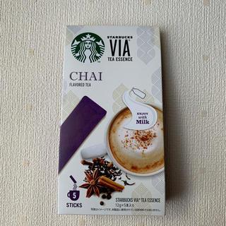 スターバックスコーヒー(Starbucks Coffee)のスターバックス VIA(チャイ)(茶)