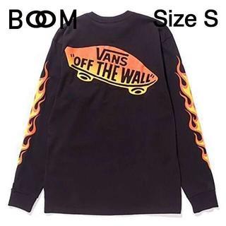バンズボルト(VANS VAULT)のVANS VAULT × WTAPS Flame L/S Tee(Tシャツ/カットソー(七分/長袖))