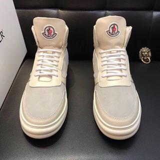 モンクレール(MONCLER)のMONCLERメンズ靴(スニーカー)