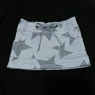 アベイシングエイプ(A BATHING APE)のape kids☆130☆スカート(スカート)