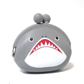 A728 P+G デザイン シリコン小銭入れ サメ(コインケース)