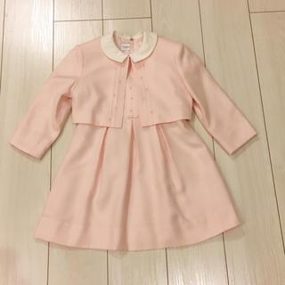 8345ec5d6390b ファミリア(familiar)のファミリア 120 アンサンブル スーツ(ドレス フォーマル)