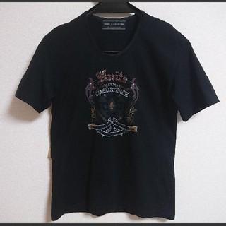 コムサコレクション(COMME ÇA COLLECTION)のコムサコレクション  プリントTシャツ(Tシャツ/カットソー(半袖/袖なし))