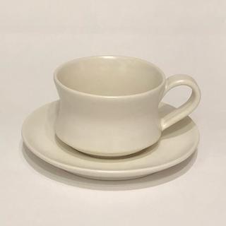 ジェンガラ(Jenggala)のJENGGALA カップ&ソーサーセットホワイト(食器)