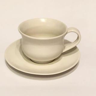 ジェンガラ(Jenggala)のJENGGALA カップ&ソーサーセットホワイト(グラス/カップ)