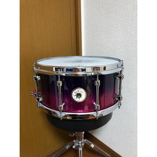 【超美品】SAKAE SD1465BV  14x6.5 Bubinga (スネア)