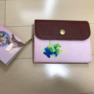 ディズニー(Disney)のトイストーリー カードケース(名刺入れ/定期入れ)