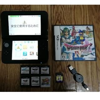ニンテンドー3DS(ニンテンドー3DS)の3DSLL ドラクエポケモンセット(家庭用ゲームソフト)