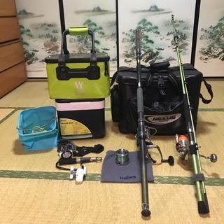 シマノ(SHIMANO)の⚠️沖縄本島限定(直接) 釣具一式(その他)