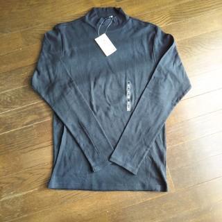 MUJI (無印良品) - 無印良品 オーガニックコットン ハイネックシャツ