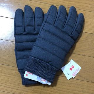ユニクロ(UNIQLO)のUNIQLO ヒートテックライナー 新品未使用(手袋)