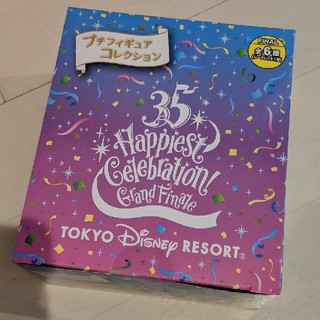 Disney - TDR.35th.グランドフィナーレ、プチフィギュアコレクション。コンプセット