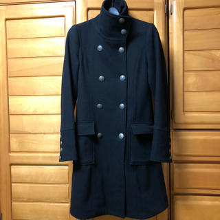 グラマラスガーデン(GLAMOROUS GARDEN)のグラマラスガーデン コート ダウン ブラック 黒(ロングコート)