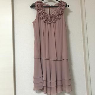 キスミス(Xmiss)の美品キスミス 定価28000円 パーティー用ドレス(ミディアムドレス)