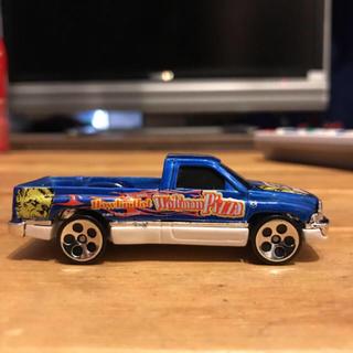 クライスラー(Chrysler)のHW ダッジ ラム  トラック ミニカー あお(ミニカー)