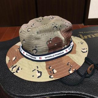 c1606e90ee8 シュプリーム(Supreme)のSupreme Mesh Crown Crusher hat(ハット)