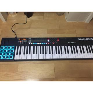 MIDIキーボード(MIDIコントローラー)