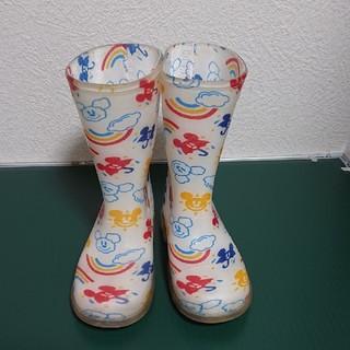 ディズニー(Disney)の【タイ様専用】ディズニー 長靴  18cm(長靴/レインシューズ)