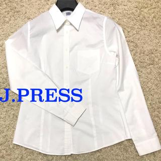 ジェイプレスレディス(J.PRESS LADIES)のJ.PRESS ブラウス レディース  11号 長袖(シャツ/ブラウス(長袖/七分))