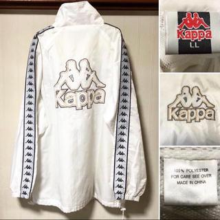 カッパ(Kappa)のカッパ トラックジャケット ビッグシルエット(ブルゾン)