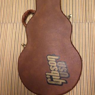 ギブソン(Gibson)のギブソン レスポール ハードケース 純正(エレキギター)