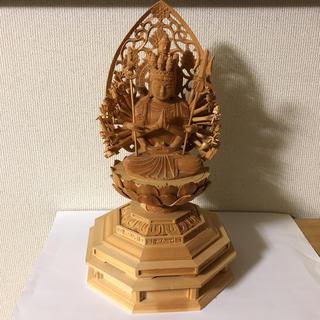 千手観音像(彫刻/オブジェ)