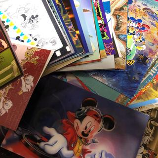 ディズニー(Disney)の歴代 東京ディズニーリゾート ポストカード 7枚セット!(写真/ポストカード)