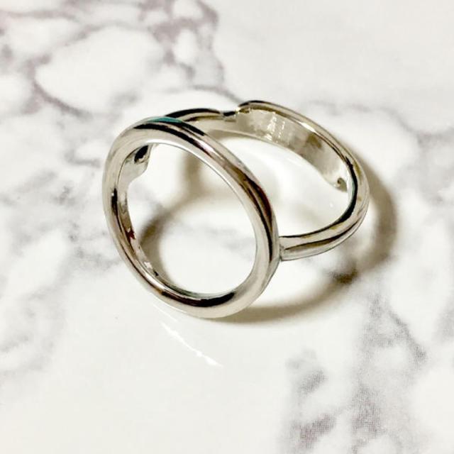 moussy(マウジー)のサークルリング レディースのアクセサリー(リング(指輪))の商品写真