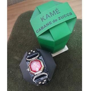 カバンドズッカ(CABANE de ZUCCa)のレア☆CABANE de ZUCCa[KAME] 腕時計(腕時計)