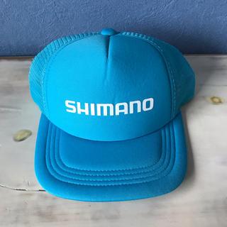 シマノ(SHIMANO)の【未使用】SHIMANO/メッシュキャップ(その他)