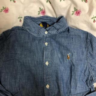 ポロラルフローレン(POLO RALPH LAUREN)のポロラルフローレン デニムシャツ(ポロシャツ)