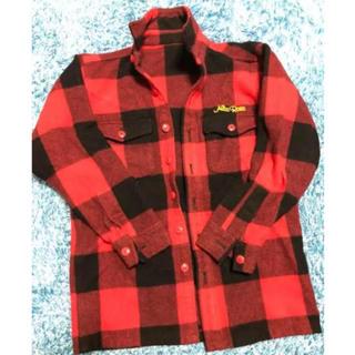 アルバローザ(ALBA ROSA)のブロックシャツ ネルシャツ(シャツ)