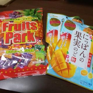 アンパンマン(アンパンマン)のアンパンマンキャンディ&フルーツキャンディ(菓子/デザート)