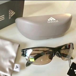 アディダス(adidas)のアディダス  サングラス   美品  a389(サングラス/メガネ)