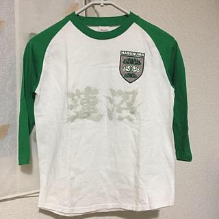 蓮沼 ラグランTシャツ 七分袖 150サイズ(Tシャツ)