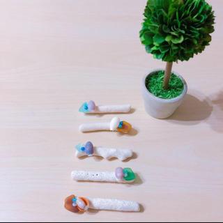 サンゴ 箸置き セット(食器)