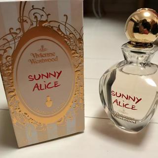 ヴィヴィアンウエストウッド(Vivienne Westwood)のヴィヴィアン viviennewestwood 香水 サニーアリスオードトワレ(ユニセックス)