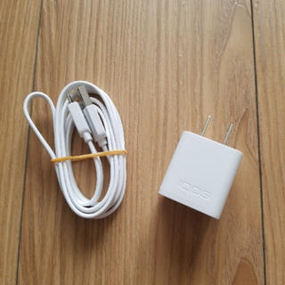 アイコス  USBケーブル  充電器