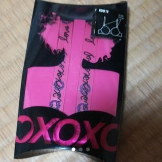 キスキス(XOXO)の☆新品未使用☆キスキス☆xoxo☆透明ブラひも☆ブラストラップ☆クラブ☆(その他)