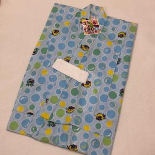 激安‼️子供浴衣  110サイズ (13-1)(甚平/浴衣)