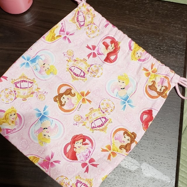 しまむら(シマムラ)の手提げ袋 ハンドメイドのキッズ/ベビー(バッグ/レッスンバッグ)の商品写真