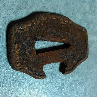 日本刀 鍔(武具)
