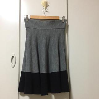 ジェイフェリー(J.FERRY)のJ.FERRYニットスカート(ひざ丈スカート)