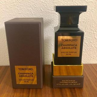 トムフォード(TOM FORD)のTOM FORD CHAMPACA ABSOLUTE トムフォード チャンパカ(香水(女性用))
