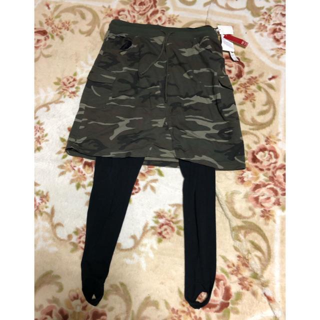 しまむら(シマムラ)のスカート付きレギンス レディースのレッグウェア(レギンス/スパッツ)の商品写真