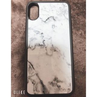 シールームリン(SeaRoomlynn)のiPhone x ケース 大理石調(iPhoneケース)