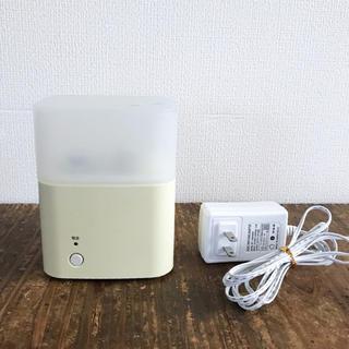 ムジルシリョウヒン(MUJI (無印良品))の無印良品 コンパクト加湿器(加湿器/除湿機)