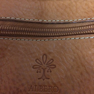 アルベロ(ALBERO)のアルベロ ショルダーバック  モモ様専用(ショルダーバッグ)