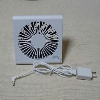 ドウシシャ(ドウシシャ)の薄型小型扇風機(扇風機)